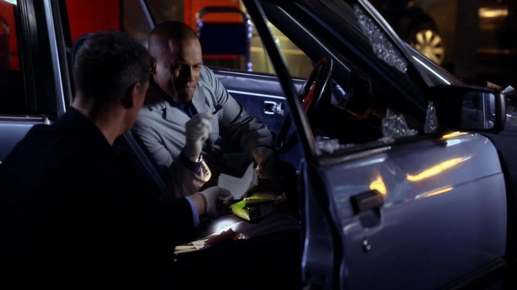 Kryminalne zagadki Nowego Jorku (CSI: New York) [1]