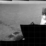 Curiosity - Panorama