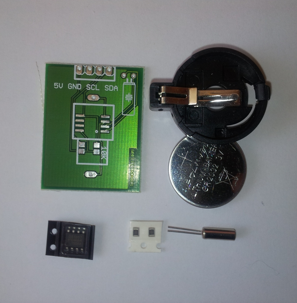 Raspberry Pi - RTC